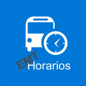 EMT Horarios Logo